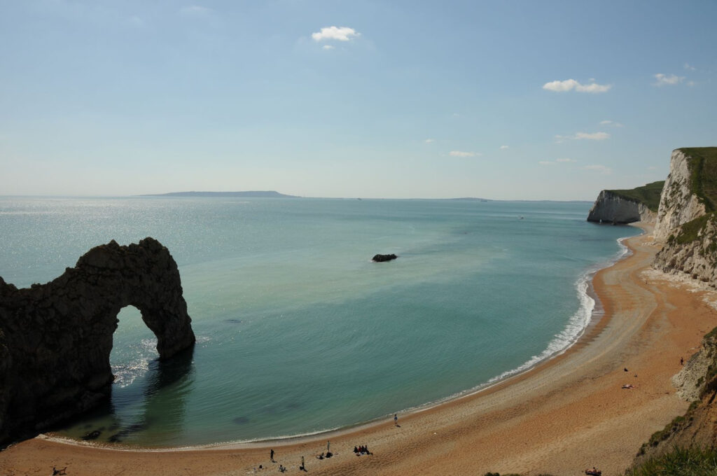 St Oswalds Bay and Durdle Door