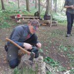 bushcraft instruction