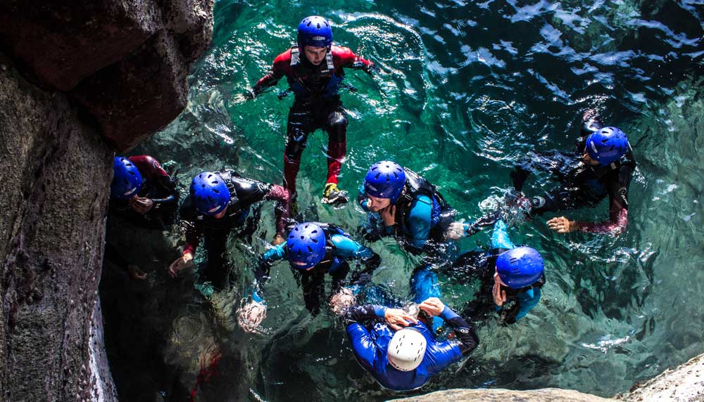 coasteering dofe gold residential