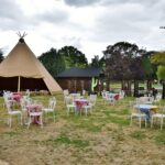 Tipi event hire for birthdays, weddings and parties