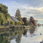 Wareham Quay and the River Frome