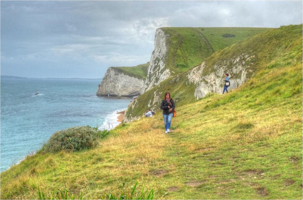 walking jurassic coast south west coast path