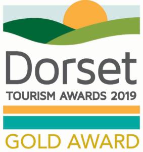 dorset tourism award gold award