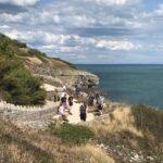 exploring the dorset coast