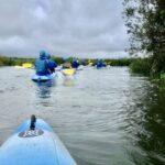 dofe kayaking session