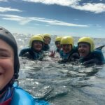 dofe gold coasteering session